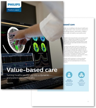 Philips Ventures Value based care position paper 102020