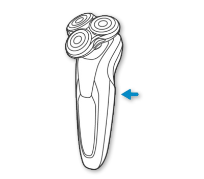 Where to find the model number of S9000 Prestige on the product