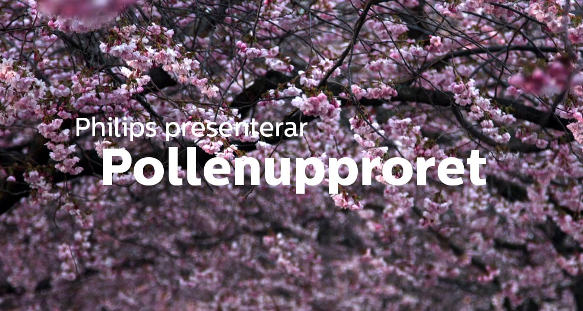 Philips Pollenuppror - video