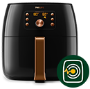 Philips Airfryer XXL med Smart Sensing