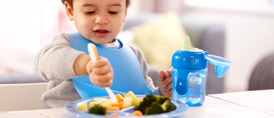 Philips AVENT - Chunkier food choices for your baby