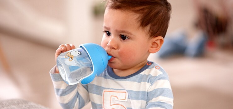 Philips AVENT - Drinking like a grown up