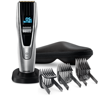 What's in the box - HairClipper Series 9000