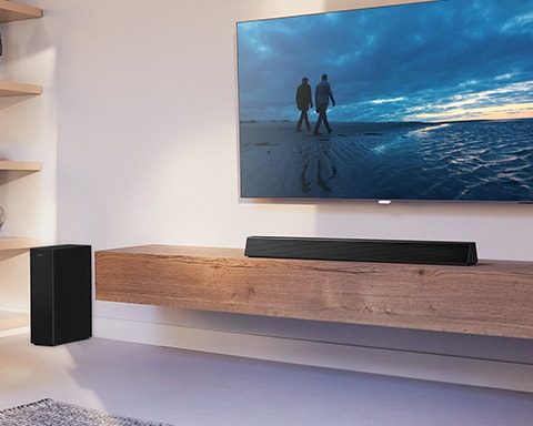 Philips soundbarhögtalare