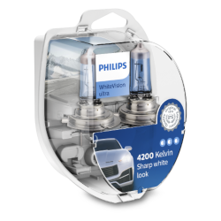 Philips Halogen H8 Lampa WhiteVision