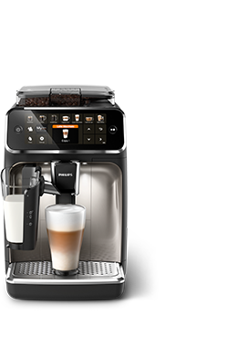 Philips 5400-serien LatteGo hero