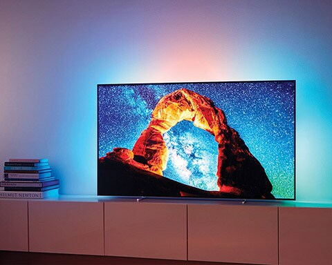 Se Philips OLED 4K-TV