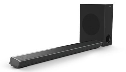 Philips B8505-soundbar i Performance-serien